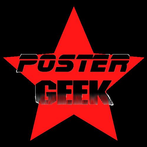 Poster Geek Star