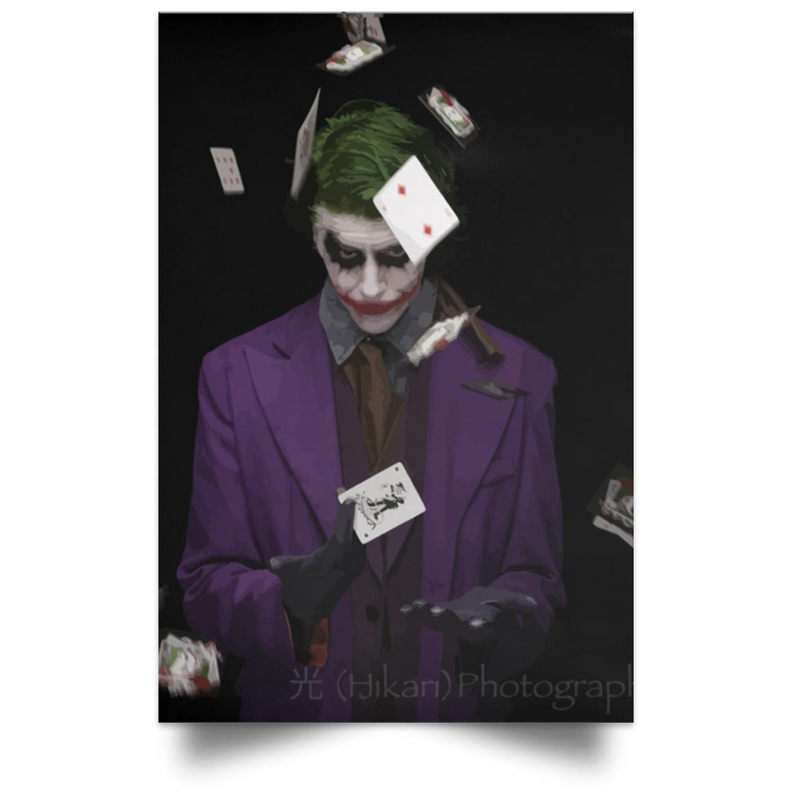 JOKER IT IS YOUR CARD? POSTER 1
