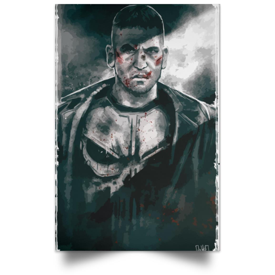 PUNISHER LIFE IS GREAT POSTER 1